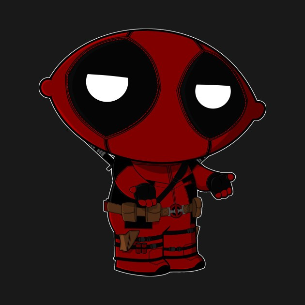 deadpool tshirt the shirt list