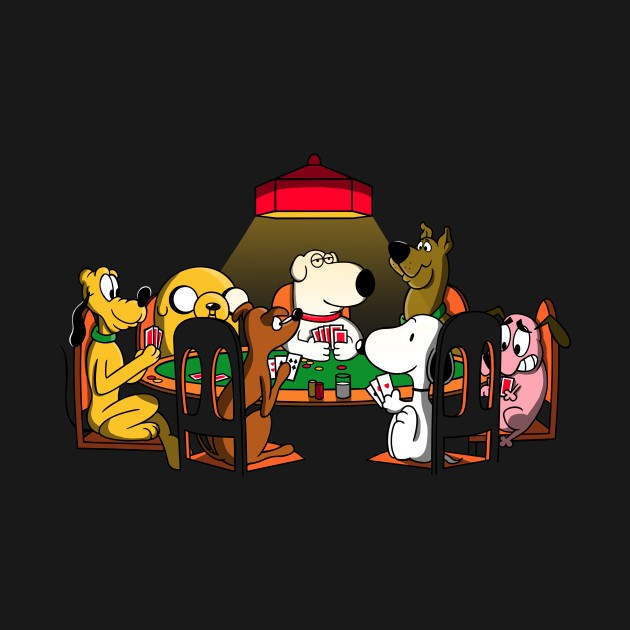 Plutonian poker