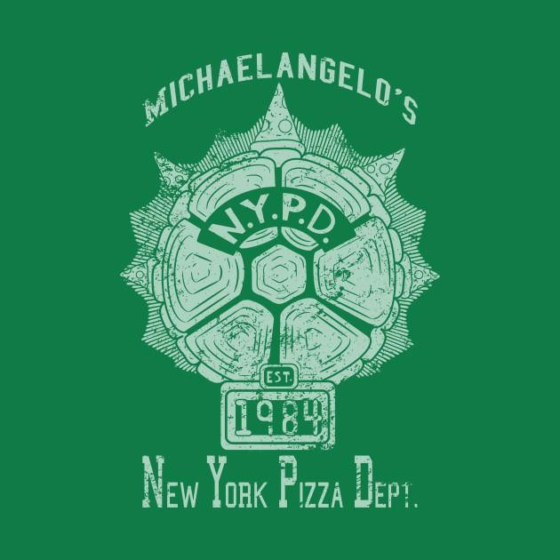 MICHAELANGELO'S N.Y.P.D.