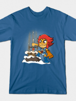 Sword of Omens in the stone T-Shirt