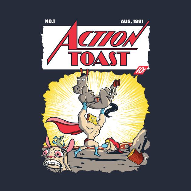 Action Toast