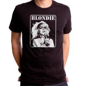 Blondie Presente Poster