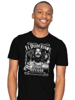 Duderino White Russian T-Shirt