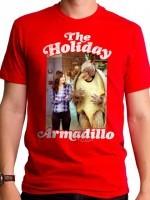 Friends Holiday Armadillo T-Shirt