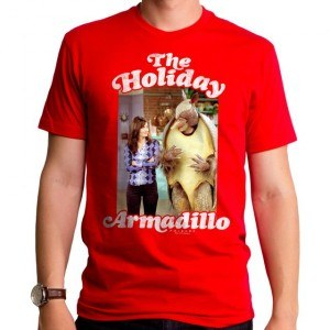 Friends Holiday Armadillo