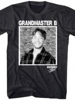 Grandmaster B T-Shirt