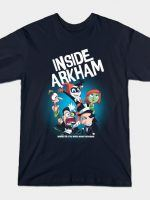 Inside Arkham T-Shirt