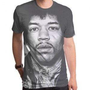 Karl Ferris Jimi Hendrix Sublimated