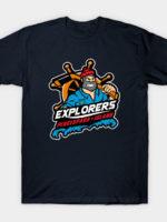 Pescespada Island Explorers T-Shirt