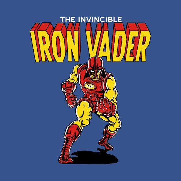 THE INVINCIBLE VADER