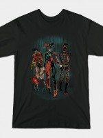The Walking Caped Crusaders T-Shirt