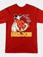 COSMO CANYON REDS T-Shirt