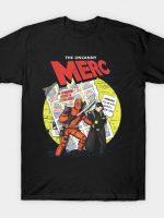 The Uncanny Merc T-Shirt