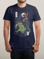 FEUDAL SPIDER WARRIOR UKIYO T-Shirt