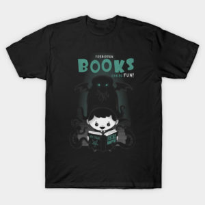 Forbidden books can be fun!