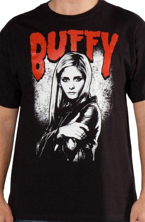 Posing Buffy The Vampire Slayer