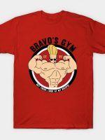 Bravo's Gym T-Shirt