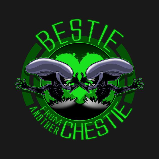 Bestie from another chestie!
