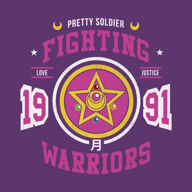 Fighting Senshi