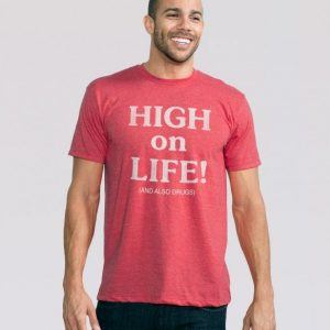 High on Life! (and Also Drugs)