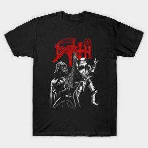 DARTH METAL T-SHIRT