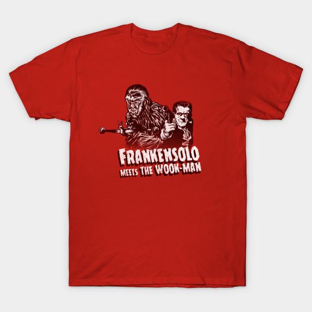 Frankensolo Meets the Wook-man