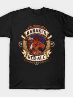 Nanaki's Red Ale T-Shirt