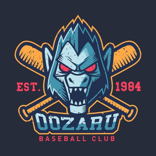 OOZARU BASEBALL