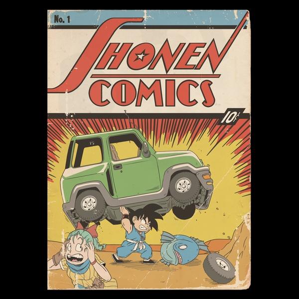 Shonen Comics