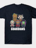 THE GUARDIANS (DARK) T-Shirt