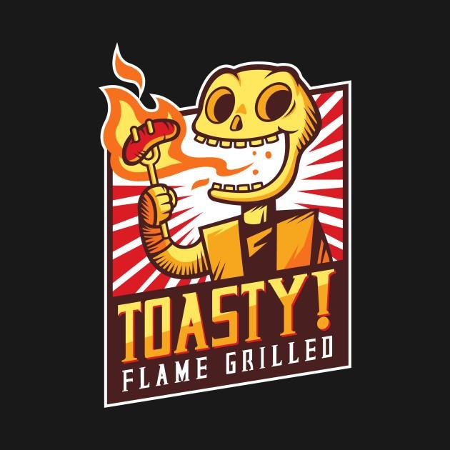 TOASTY GRILL