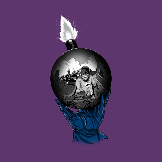 Batsy Escher