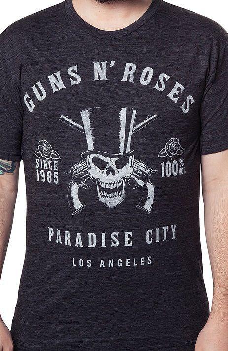 guns n roses paradise