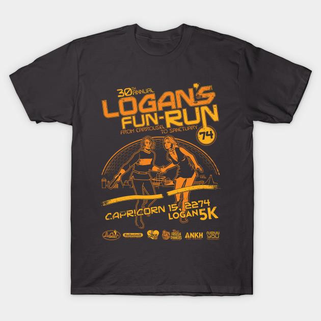 Logan's Fun-Run from Carrousel to Sanctuary