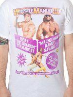 Macho Man Ricky Steamboat WrestleMania T-Shirt