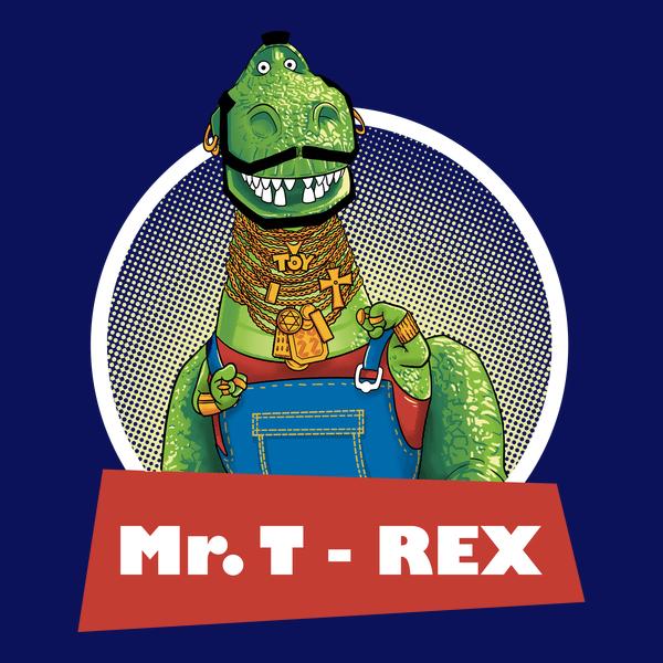 Mr. T-Rex