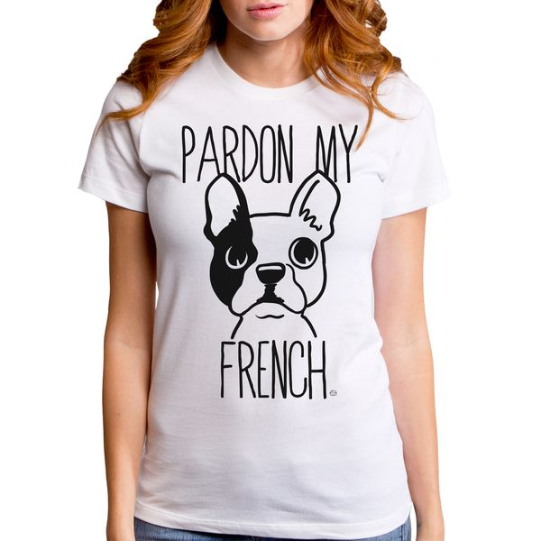 pardon my french t shirt the shirt list. Black Bedroom Furniture Sets. Home Design Ideas