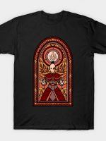 STAINED GLASS FIRE T-Shirt