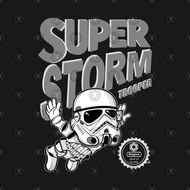 SUPER STORMTROOPER