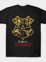 The Legend of Wizards T-Shirt