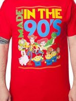 Toy Story Made in the 90s T-Shirt