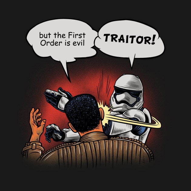2. Edition: Welche Fraktion? Traitor