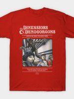 Dimensions & Demogorgons T-Shirt