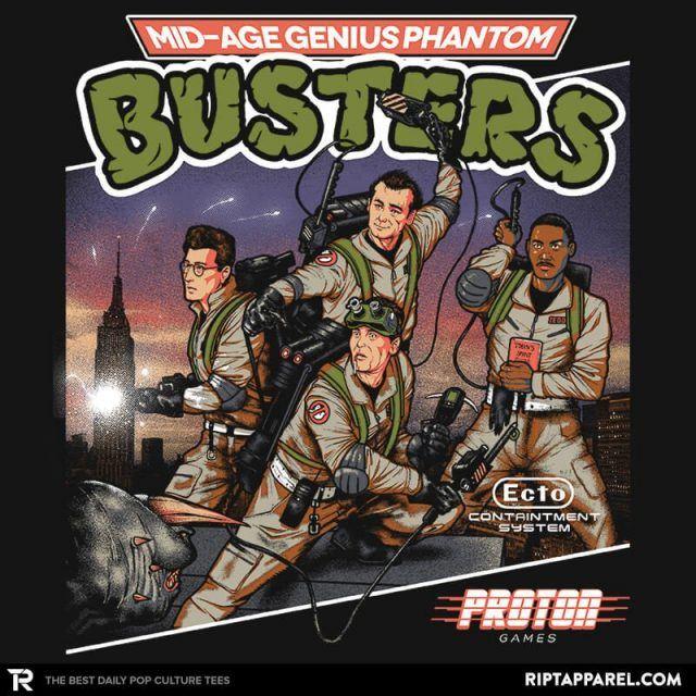 Mid-Age Genius Phantom Busters