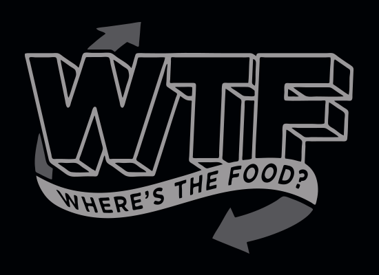 Where's The Food?