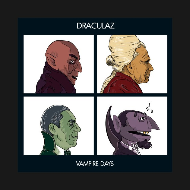 DRACULAZ - VAMPIRE DAYS