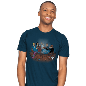 Hot Tub Time Travelers T-Shirt