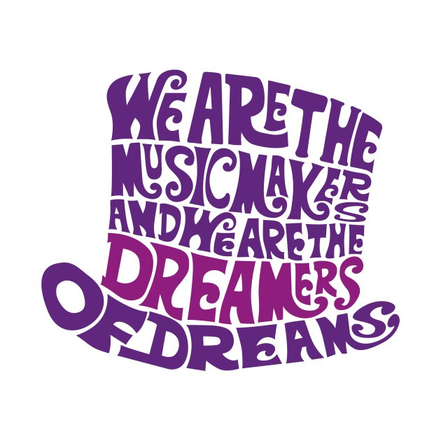 WILLY WONKA HAT DREAMS T-Shirt - The Shirt List