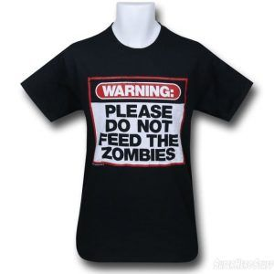 Do Not Feed The Zombies