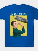 EL CAN DO IT! T-Shirt